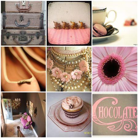 Chocolatey Pink