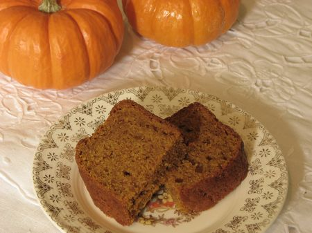 Pumpkin bread3